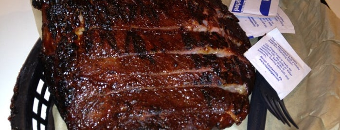 Buz and Ned's Real Barbecue is one of RVA Restaurant Bucket List.