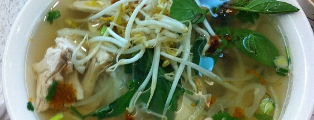 Pho Dzung is one of Timeout Recommended Eats.