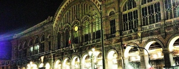 Stazione Torino Porta Nuova (TPY) is one of i consigli dei viaggiatori.