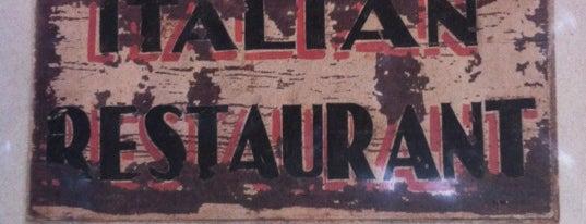 Italian Restaurant is one of Phoenix New Times.