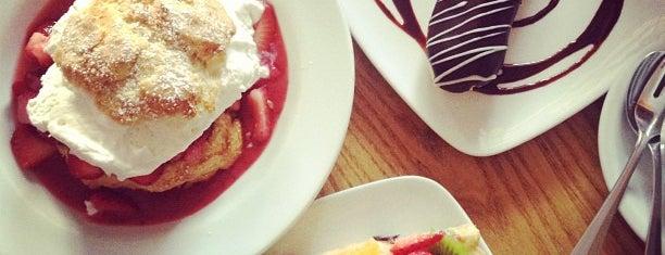 Pastiche Fine Desserts & Café is one of Our Dumb Wedding.