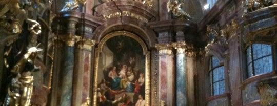Annakirche is one of Vienna.