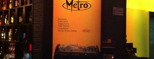 Metro Hassakan (Metro Cafe) is one of Locais curtidos por Michael.