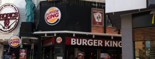 Burger King is one of Posti che sono piaciuti a Anastasia.