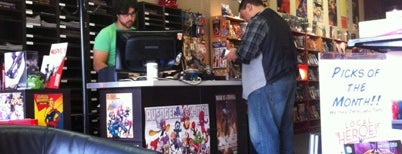 Local Heroes Comics is one of Josh'un Beğendiği Mekanlar.