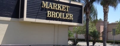 Market Broiler is one of riverside-bars.