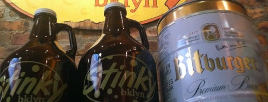 Stinky Bklyn LLC is one of KMP places.