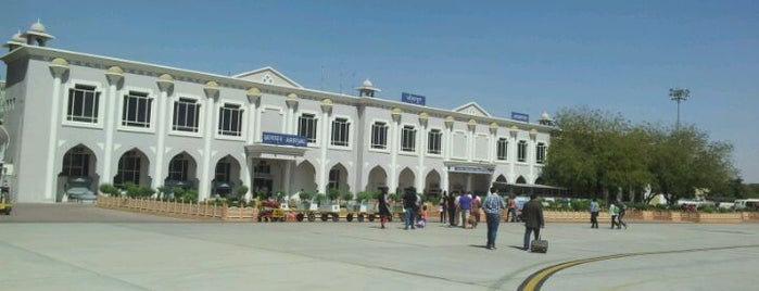 Jodhpur Airport (JDH) is one of Airport.