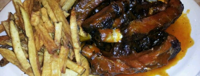 Jim's Rib Haven is one of Food Worth Stopping For.