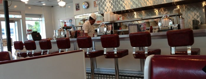 Johnny Rockets is one of Taste of Atlanta 2012.