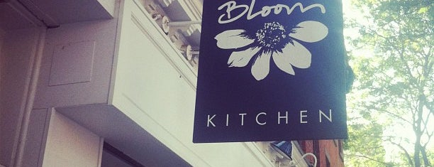 Sun In Bloom is one of Nyc restaurants.