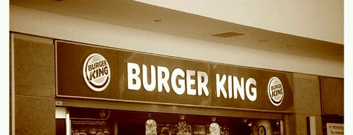 Burger King is one of En iyileri.