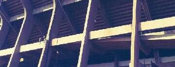 Estadio Azteca is one of Best Stadiums.