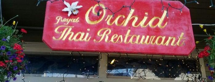 Royal Orchid Thai is one of Ethan'ın Beğendiği Mekanlar.