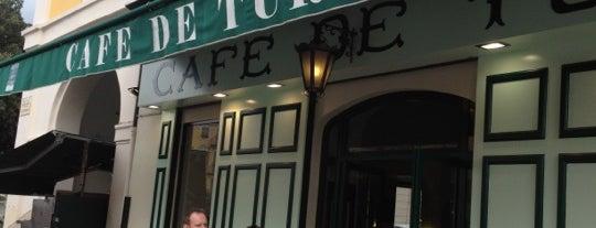 Café de Turin is one of Nice.