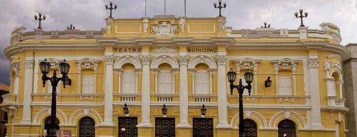 Teatro Municipal Enrique Buenaventura is one of Jean Pierre'nin Kaydettiği Mekanlar.