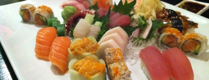 Iron Sushi is one of The New Yorkers: Supper Club.