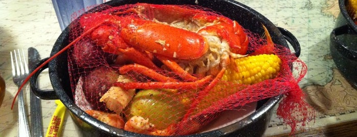 Joe's Crab Shack is one of Favorite Restaurant In NYC.