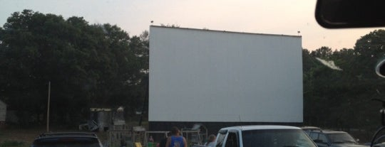 Badin Road Drive-In is one of TAKE ME TO THE DRIVE-IN, BABY.
