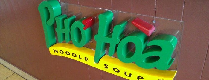 Pho Hoa Noodle Soup is one of UTAH, Not Just Mormons.