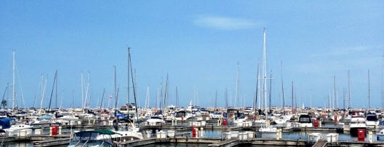 Northpoint Marina is one of Illinois State Parks.