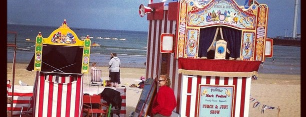 Weymouth Beach is one of The UK's Best Sandy Beaches.