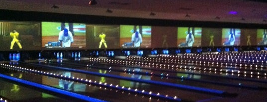 Bowlmor Houston is one of Htown Fun.