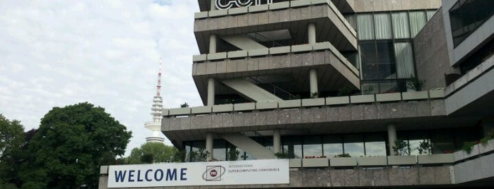 Congress Center Hamburg (CCH) is one of StorefrontSticker #4sqCities: Hamburg.