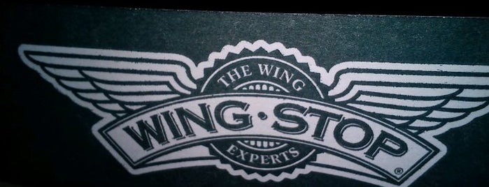 Wingstop is one of Locais curtidos por Alex.