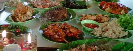 Gubug Udang Situ Cibubur is one of The Life Aquatic.