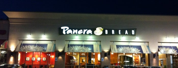 Panera Bread is one of Fun places.
