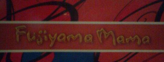 Fujiyama Mama is one of Sushi.