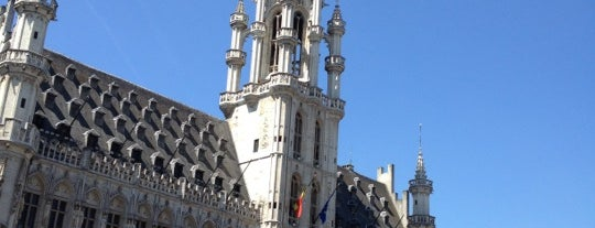 Grand Place is one of BXL to do.