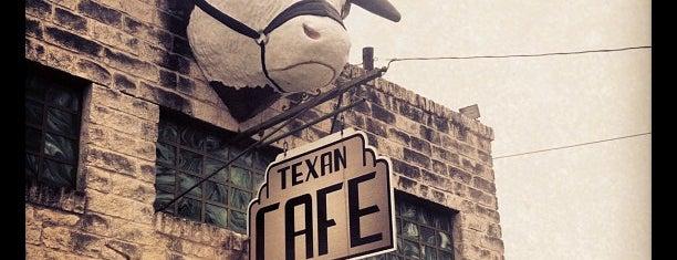Texan Cafe & Pie Shop is one of Greg'in Beğendiği Mekanlar.