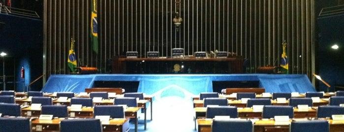 Senado Federal is one of Brasília.