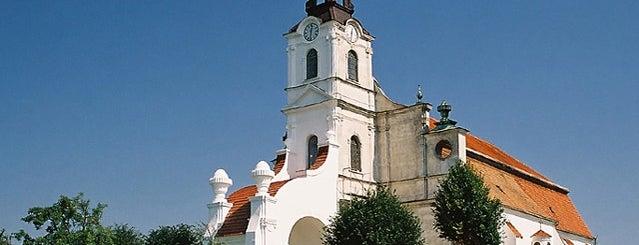 Kościół pw. Św. Bartłomieja w Ołoboku is one of Poznan #4sqcity by Luc.