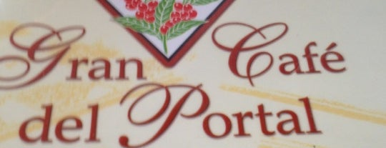 Gran Café del Portal is one of Locais curtidos por Mitzel.