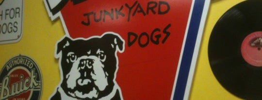 Spike's Junkyard Dogs is one of Really Dough.