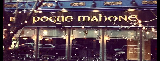 Pogue Mahone Irish Pub is one of Places eaten (Toronto).