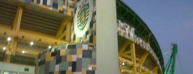 Estádio José Alvalade is one of Daily.