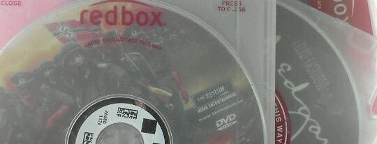 Redbox is one of 주변장소4.