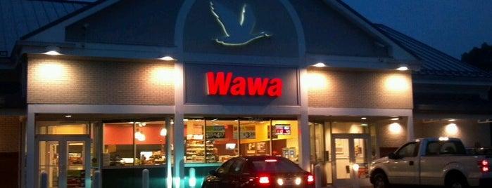Wawa is one of Posti che sono piaciuti a Chris.