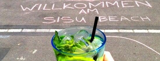 """Sisu, Café und Bar is one of Zurich """"Musts""""."""