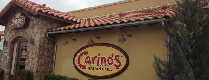 Johnny Carino's is one of Dallas Restaurants List#1.