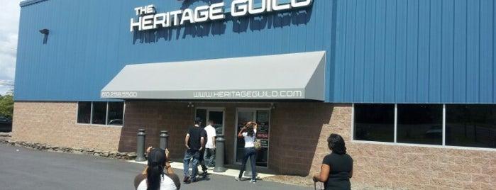 Heritage Guild Firearms is one of Posti che sono piaciuti a Meghna.