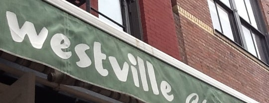 Westville Chelsea is one of The New York List.
