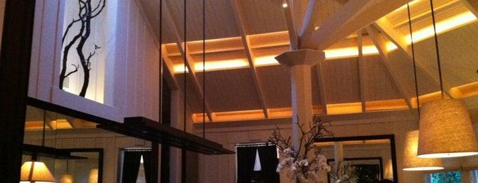 Meadowood is one of SF Chronicle Top 100 Restaurants 2012.