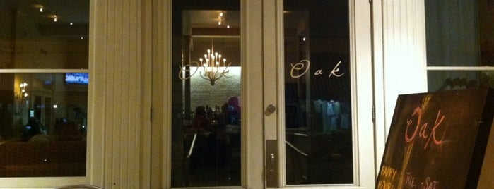 Oak Wine Bar is one of New Orleans.