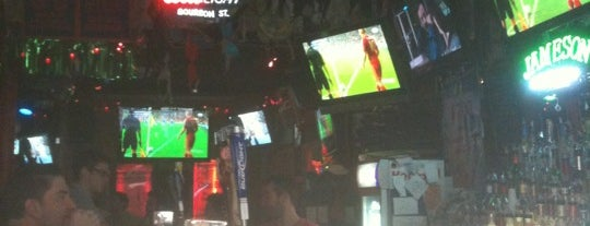 Bourbon Street is one of Sports Bars-To-Do List.