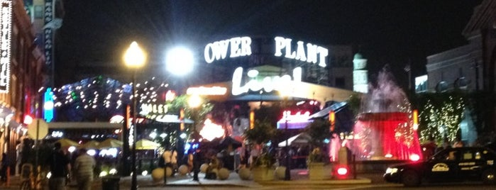 Power Plant Live! is one of Been There Bmore.